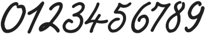 Bloomsbury Script otf (400) Font OTHER CHARS