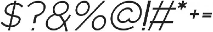 Blossom ttf (300) Font OTHER CHARS