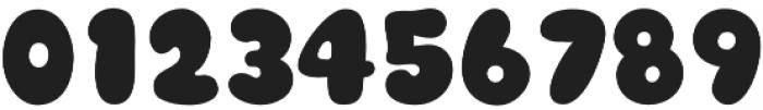 Blowfish otf (400) Font OTHER CHARS