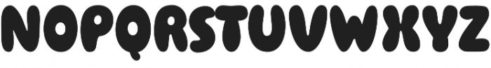 Blowfish otf (400) Font UPPERCASE