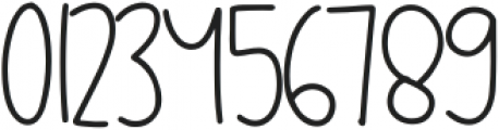 Blue Papillon otf (400) Font OTHER CHARS