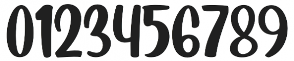 Blueberry Regular ttf (400) Font OTHER CHARS