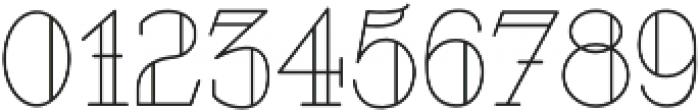 Bluebird otf (400) Font OTHER CHARS