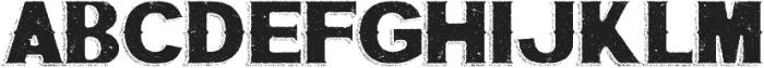 Bluegrass ORIGINAL otf (400) Font UPPERCASE