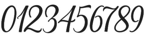 Bluesmate otf (400) Font OTHER CHARS
