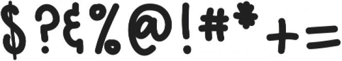 BlushBerrySans ttf (400) Font OTHER CHARS