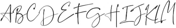 BlushSocietySwashes Script otf (400) Font UPPERCASE