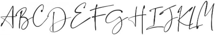 BlushSocietySwashes Script ttf (400) Font UPPERCASE