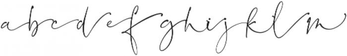 BlushSocietySwashes Script ttf (400) Font LOWERCASE