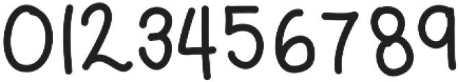 BlushberryScript ttf (400) Font OTHER CHARS