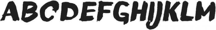 Blushes Black Italic ttf (900) Font UPPERCASE