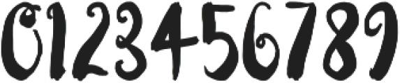 Blushingly (swirls) otf (400) Font OTHER CHARS