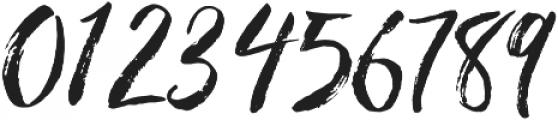 blank monkey otf (400) Font OTHER CHARS