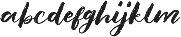blank monkey otf (400) Font LOWERCASE