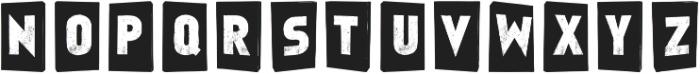 blocksy otf (400) Font LOWERCASE