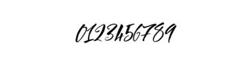 Blomming-Regular.otf Font OTHER CHARS
