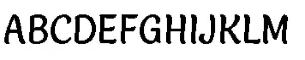 Blanket Medium Font UPPERCASE