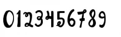 Blueshift Regular Font OTHER CHARS