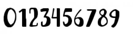 Blueshift Stick Font OTHER CHARS