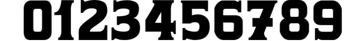 Black Jack Font Combination Font OTHER CHARS