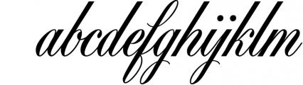 Black & White - premium quality font 1 Font LOWERCASE