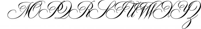 Black & White - premium quality font Font UPPERCASE