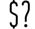 Blacksmith Font OTHER CHARS