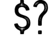 Blackwood 3 Font OTHER CHARS