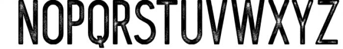 Blackwood 3 Font UPPERCASE