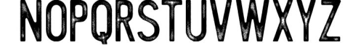 Blackwood 3 Font LOWERCASE