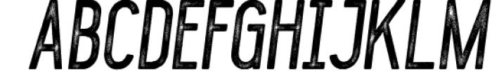 Blackwood 4 Font UPPERCASE