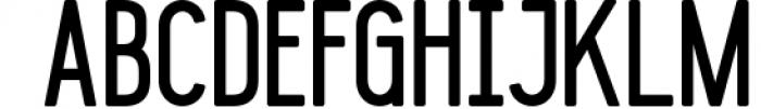 Blackwood Font UPPERCASE