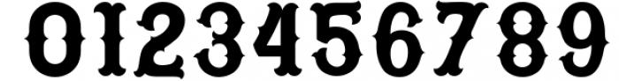 Blastrick 2 Font OTHER CHARS
