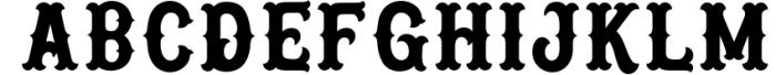 Blastrick 2 Font LOWERCASE