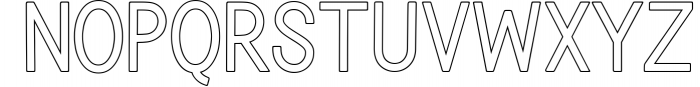 Blinkstar Font Duo 2 Font UPPERCASE