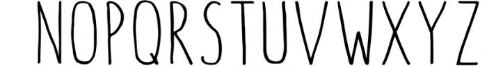 Blush & Bliss 1 Font UPPERCASE