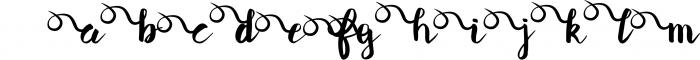 Blush & Bliss Font UPPERCASE