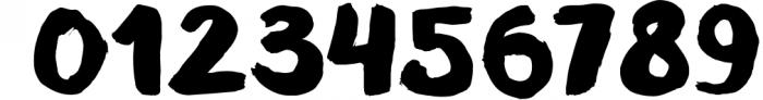 Blushes � Black & Black Italic 1 Font OTHER CHARS