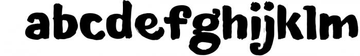 Blushes � Black & Black Italic 1 Font LOWERCASE