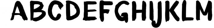Blushes � Bold & Bold Italic 1 Font UPPERCASE