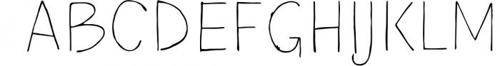 Blushes � Thin & Thin Italic 1 Font UPPERCASE