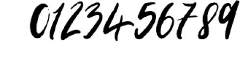 Blushing Script - SVG Font Font OTHER CHARS