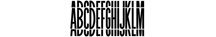 BLASTIMOSANS Font UPPERCASE