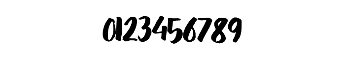 BLUESALE Font OTHER CHARS