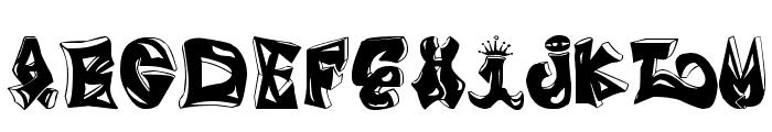BLiNG RiNG Font UPPERCASE