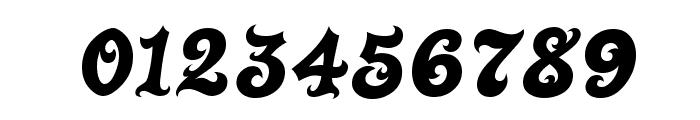 Black Rose Font OTHER CHARS