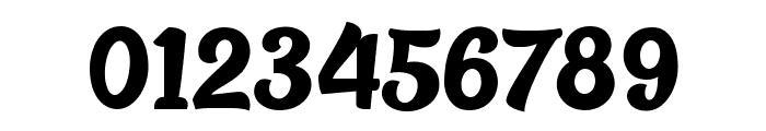 BlackFat Font OTHER CHARS
