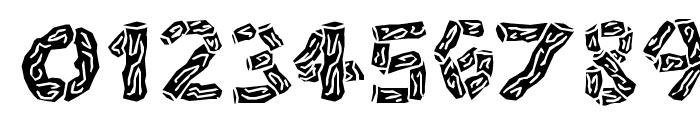 BlackSplinters Font OTHER CHARS