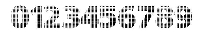 BlackWhiteGridsA Font OTHER CHARS