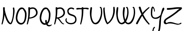 BlackboardUltra Font UPPERCASE